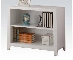 Kids White Bookcase by 30595 Kids Bedroom In White By Acme W Options