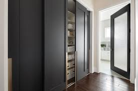 trustile modern door collection tm1000 in mdf with square stick