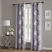 curtain gray and purple curtains jamiafurqan interior accessories