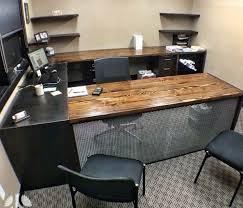 Office Desk Woodworking Plans Woodworking Office Desk With Unique Photo In Ireland Egorlin