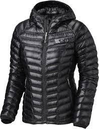ghost clothing mountain hardwear women s ghost whisperer hooded jacket