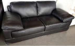 2 Armchairs Plush Furniture Black Leather Lounge With 2 Armchairs Buy