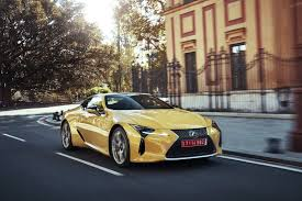 lexus coupe cost 471hp 3 8s 2018 lexus lc500 pricing and options announced
