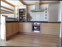 cuisine moderne bois formidable salon et cuisine moderne 6 table cuisine bois