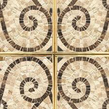 Mosaic Floor L Glass Mosaic Tile Floor And Decor Interior Home Design
