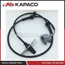 rear right abs sensor for nissan navara d40 2 5l diesel 2005 wheel