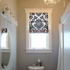 badezimmer vorhang bad fenster vorhang möbelideen