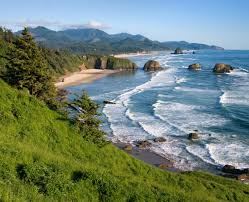 Northern Oregon Coast Map by Oregon Coast Travel Portland
