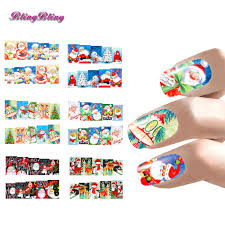 online get cheap xmas nail designs aliexpress com alibaba group