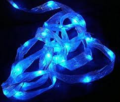ribbon lights ribbon lights led battery blue fairy lights 14