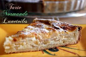 amour de cuisine de soulef tarte normande aux pommes amour de cuisine