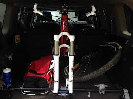 jeep cherokee mountain bike does your mountain bike fit travel