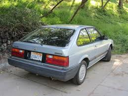 1985 honda accord purchase used 1985 honda accord hatchback lx with only 98 000