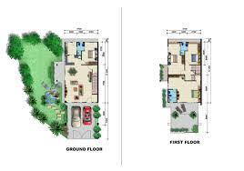 pearl garden double storey terrace site u0026 floor plan