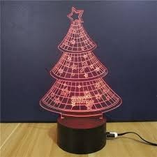 Color Changing Christmas Trees - christmas tree gift advertising promotion led touches the color