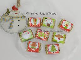it u0027s written on the wall 18 sweet christmas treats hershey nugget