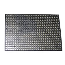 buffalo tools 24 in x 36 in foot industrial rubber floor mat