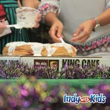 king cake where to buy where you can buy king cake in indianapolis indy with kids