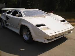 lamborghini countach replica oldsmobile