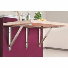 table cuisine escamotable ou rabattable support de table escamotable rabattable accessoires de cuisines