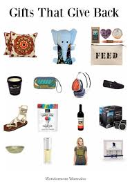 57 best gifts that give presents that help charity images