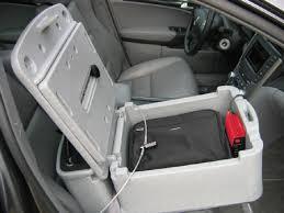 cargo desk vehicle organizer