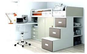 lit mezzanine avec bureau enfant lit mezzanine avec armoire integree lit mezzanine bureau armoire lit