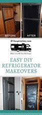 6 rv refrigerator makeover ideas rv inspiration
