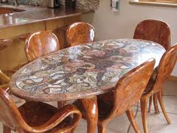 Mosaic Dining Room Table Luxury Mosaic Masterpiece Centrally Locate Vrbo