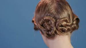 cuisiner des chignons de a la poele tutoriel coiffure le chignon express cheveux beauté bien être