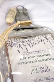 wedding invitations in a bottle wine bottle wedding invitations sunshinebizsolutions