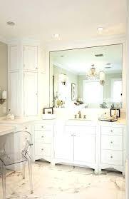 Bathroom Vanity Makeup Bathroom Vanity With Makeup Table Bathroom Vanity Makeup Table