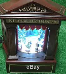 mr gold label nutcracker suite ballet animated wood