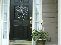 front doors front door decoration ideas for spring front door