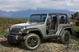 2018 jeep wrangler redesign 2018 jeep wrangler to get 8 speed auto aluminum body likely