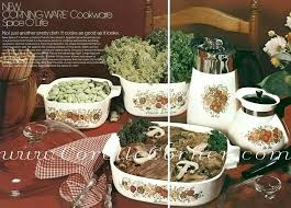 kitchen collection magazine 80 best corell and corning ware images on vintage