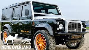 land rover 110 overland 6 2 ls v8 defender 110 walkaround youtube
