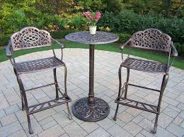 Cast Iron Bistro Chairs Patio Ideas Cast Iron Patio Furniture Cast Iron Patio Table