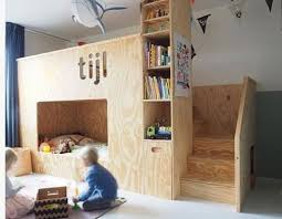 Plywood Bunk Bed Bunk Beds Mommo Design