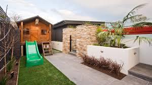 backyard landscaping ideas for kids youtube