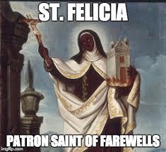 st felicia bye felicia know your meme