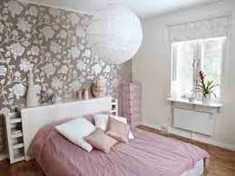 Bedroom Wallpaper In Black White And Gray One Wall Decoration - Bedroom wallpaper ideas decorating