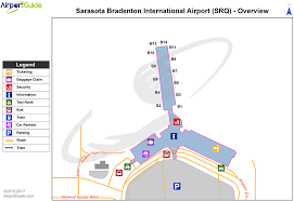 Miami International Airport Terminal Map by Sarasota Bradenton Sarasota Bradenton International Srq