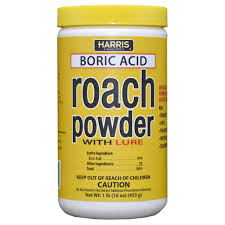 buric acid boric acid roach powder 16 oz pf harris