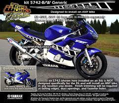 kit 5742 racing stripes ii