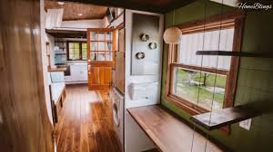 tiny home rv trailer 2 loft bedrooms spacious kitchen small