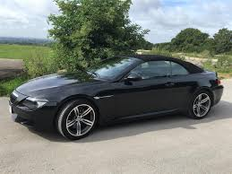 used 2007 bmw m6 m6 for sale in middx pistonheads
