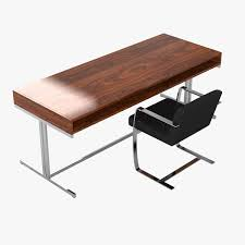 Office Table And Chair Set by Table Chair Set 3d 3ds