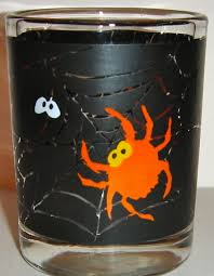 halloween votive candle holders halloween votive candle holder spider web and 50 similar items