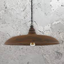 Metal Pendant Light Fixtures Industrial Wide Metal Pendant Light Cl 35209 E2 Contract